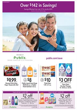 Publix deals in the Fort Lauderdale FL weekly ad