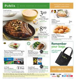 Publix deals in the Richmond VA weekly ad