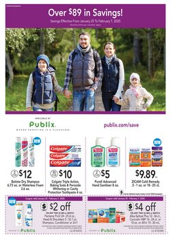 Publix deals in the Nashville TN weekly ad