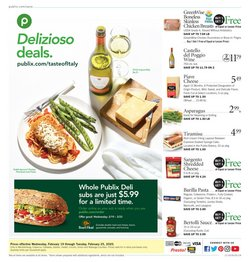 Publix catalogue ( 2 days left )