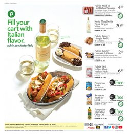 Publix catalogue in Raleigh NC ( 3 days left )
