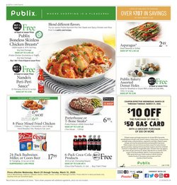 Publix catalogue in Charlotte NC ( Expires today )