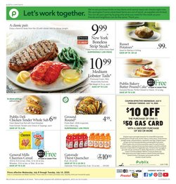 Grocery & Drug offers in the Publix catalogue in Cary NC ( Expires today )