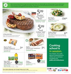 Grocery & Drug offers in the Publix catalogue in Winston Salem NC ( 1 day ago )