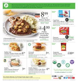Grocery & Drug offers in the Publix catalogue in Fredericksburg VA ( Expires today )