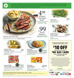 Publix catalogue in Raleigh NC ( 2 days left )
