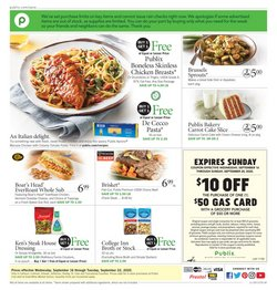 Grocery & Drug offers in the Publix catalogue in Gadsden AL ( 2 days ago )