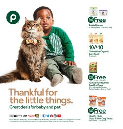 Grocery & Drug offers in the Publix catalogue in Huntsville AL ( Expires today )