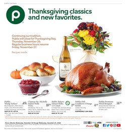 Grocery & Drug offers in the Publix catalogue in Franklin TN ( 2 days left )