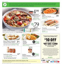 Publix catalogue ( 3 days left )