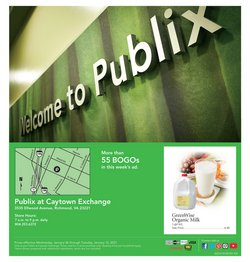 Publix catalogue in Raleigh NC ( Expired )