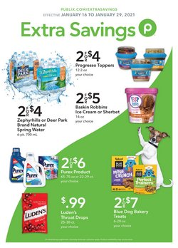 Grocery & Drug offers in the Publix catalogue in Gadsden AL ( 4 days left )