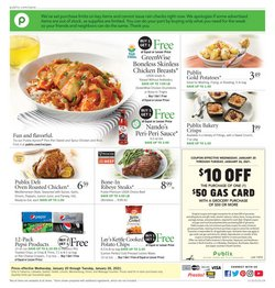 Grocery & Drug offers in the Publix catalogue in Concord NC ( 1 day ago )