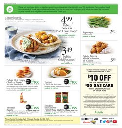 Grocery & Drug offers in the Publix catalogue in Richmond VA ( 3 days left )