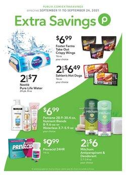 Grocery & Drug deals in the Publix catalog ( 6 days left)