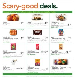 Grocery & Drug deals in the Publix catalog ( 4 days left)