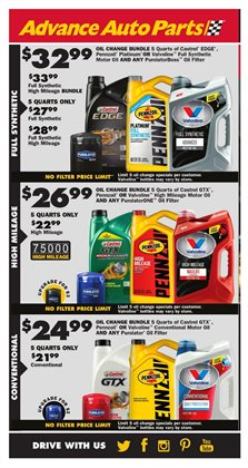 Advance Auto Parts deals in the Saint Louis MO weekly ad