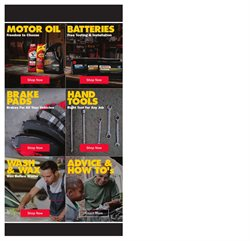 Brakes deals in the Advance Auto Parts weekly ad in Charlottesville VA