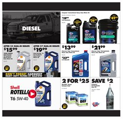 Exhaust deals in the Advance Auto Parts weekly ad in Arvada CO