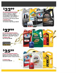 Oil change deals in the Advance Auto Parts weekly ad in Brockton MA