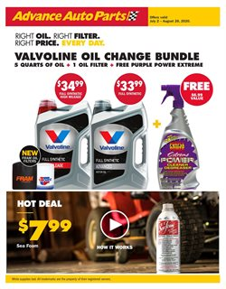 Advance Auto Parts catalogue in Littleton CO ( More than a month )
