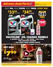 Advance Auto Parts catalogue ( 5 days left )
