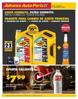 Automotive deals in the Advance Auto Parts catalog ( 2 days left)
