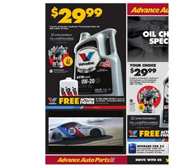Advance Auto Parts deals in the Philadelphia PA weekly ad