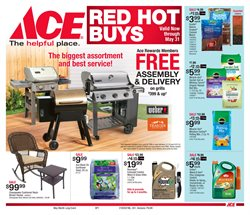 Ace Hardware deals in the Houston TX weekly ad