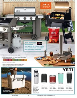 Barbecue deals in the Ace Hardware weekly ad in Kent WA
