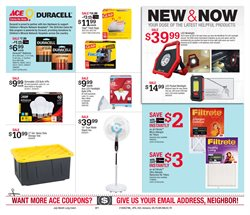Plants deals in the Ace Hardware weekly ad in Lancaster PA