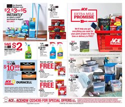 Garden deals in the Ace Hardware weekly ad in Knoxville TN
