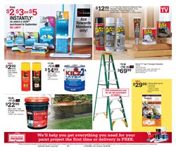 Paint deals in the Ace Hardware weekly ad in New York