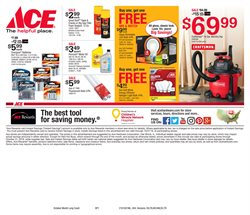 Barbecue deals in the Ace Hardware weekly ad in Savannah GA