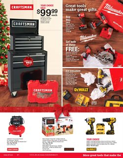 Milwaukee deals in the Ace Hardware weekly ad in Oklahoma City OK