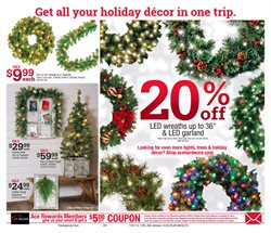 Garden deals in the Ace Hardware weekly ad in Schenectady NY
