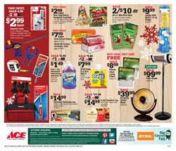 Roses deals in the Ace Hardware weekly ad in Oklahoma City OK