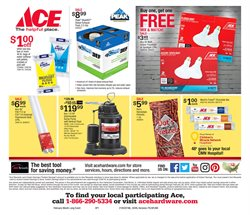 Playhouse deals in the Ace Hardware weekly ad in New York