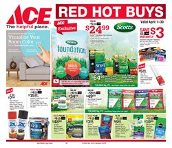 Ace Hardware deals in the Marietta GA weekly ad