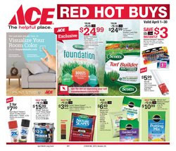 Ace Hardware catalogue in Houston TX ( Expired )