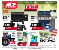 Tools & Hardware deals in the Ace Hardware weekly ad in Lakewood WA