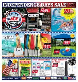Ace Hardware deals in the Tucson AZ weekly ad