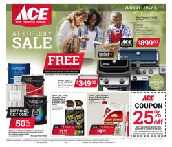Ace Hardware catalogue in Torrance CA ( Expired )
