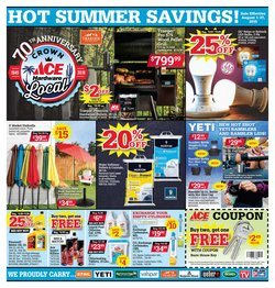 Ace Hardware deals in the Phoenix AZ weekly ad