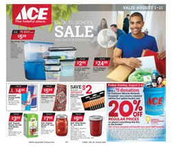 Ace Hardware catalogue in Los Angeles CA ( Expired )