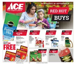 Tools & Hardware deals in the Ace Hardware weekly ad in Federal Way WA