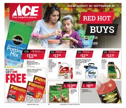Tools & Hardware deals in the Ace Hardware weekly ad in Marietta GA