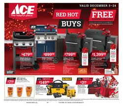 Tools & Hardware deals in the Ace Hardware weekly ad in Mansfield OH