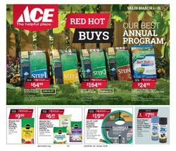 Ace Hardware catalogue in New York ( Expires today )