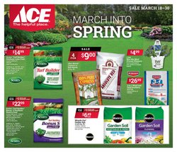 Ace Hardware catalogue in Cape Coral FL ( Expires tomorrow )